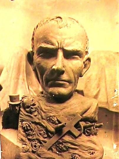 (16) Лицо крестового похода (Фашизм) (1930г.)