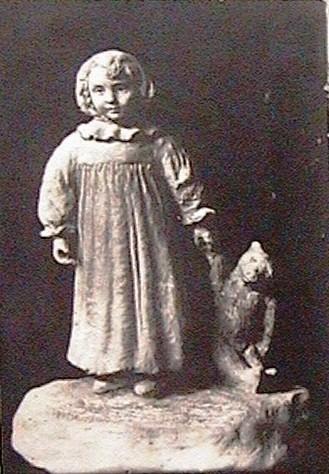 (16) Скучно без мамы... (1907г.)