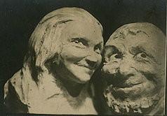 (7) Куски освобождённой глины (1911г.)