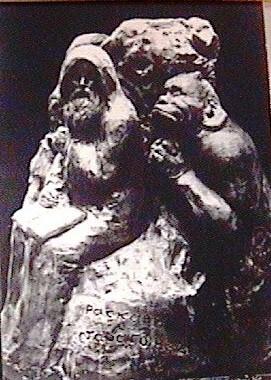 (16) Раскаяние старого чёрта (1909г.)