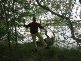 Christian Unverzagt - Fußtritt