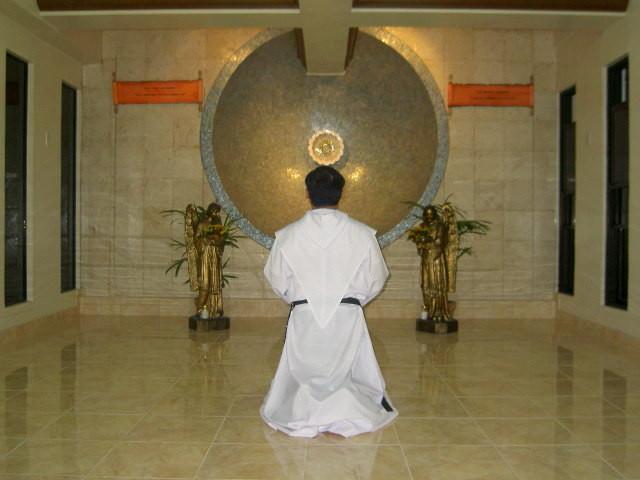 13°) Cappella Adorazione perpetua.