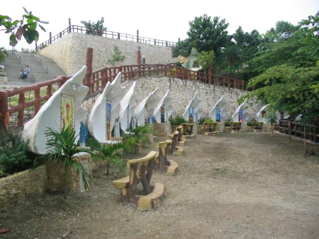 19°) Il Giardino del S. Rosario.