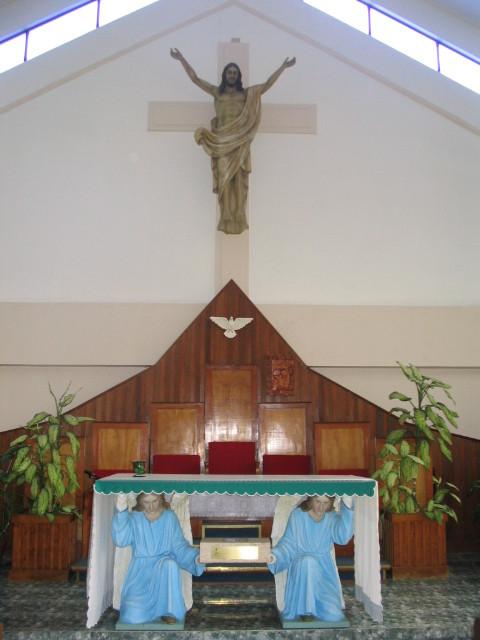 8°) Interno della Cappella...