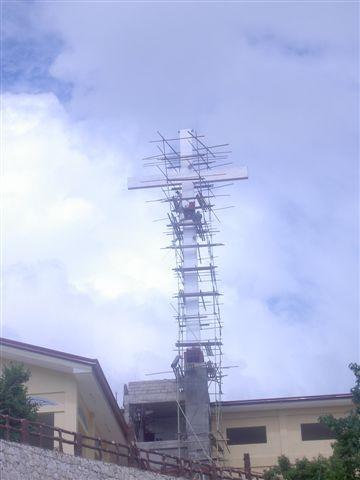 20°) Costruenda grande Croce.