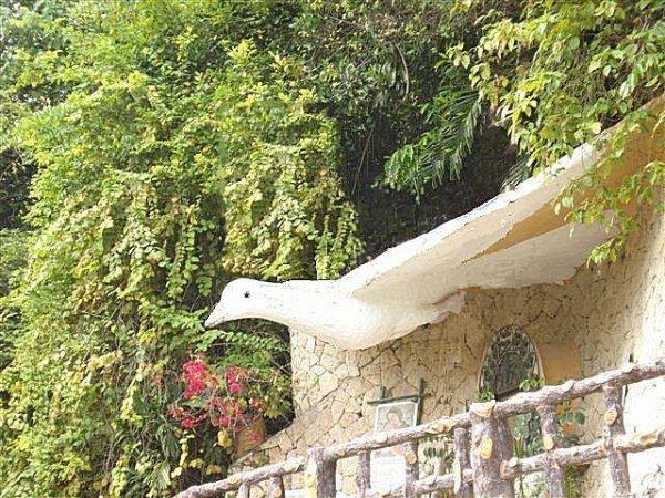 6°) Lo Spirito Santo ad uso tettoia...