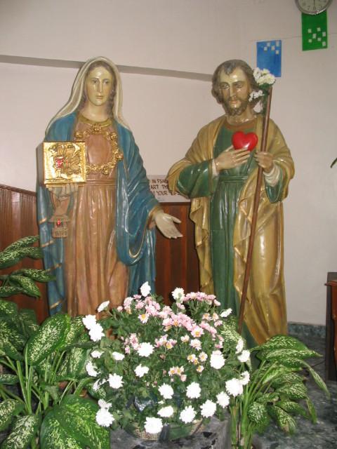 11°) Interno della Cappella.