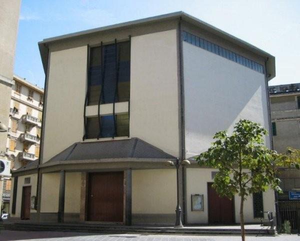 23°) (Foto del 2004) La nostra Parrocchia del S.s. Nome di Gesù detta Chiesa del Borghetto.