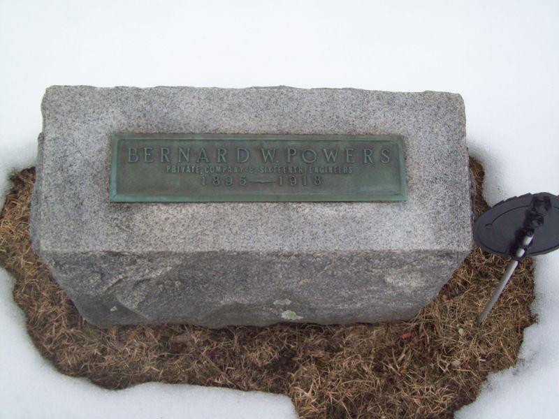 Tombe de Bernard - Bernard's grave - FindaGrave.com