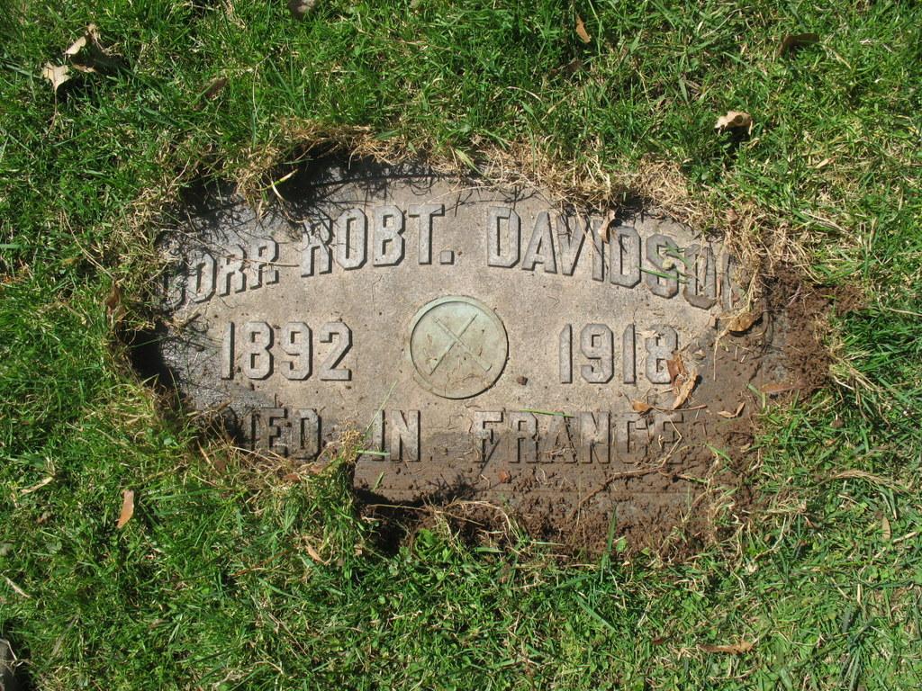 Tombe de Robert - Robert's grave - FindaGrave.com