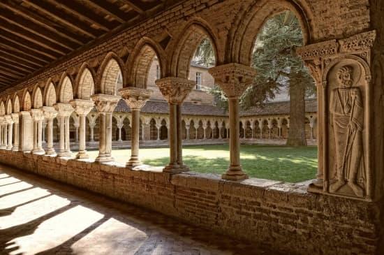 L'abbaye Saint-Pierre de Moissac