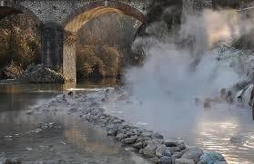 Petriolo: il fiume free terme