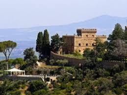 Castello di Segalari, Castagneto