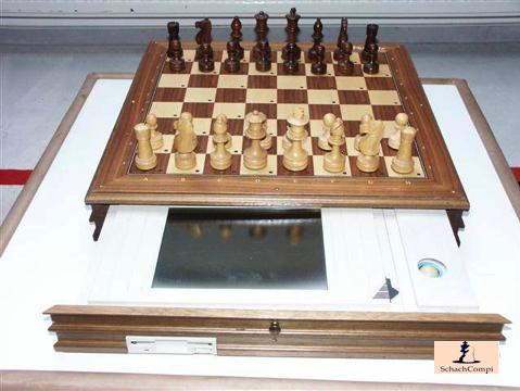 12. WMCCC 1993 München Genius Mephisto Wundermaschine