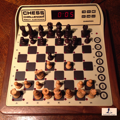 1. WMCCC 1980 London Fidelity Chess Challenger X