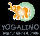 Logo Yogalino, Yoga für Kleine und Große, Hamburg Niendorf