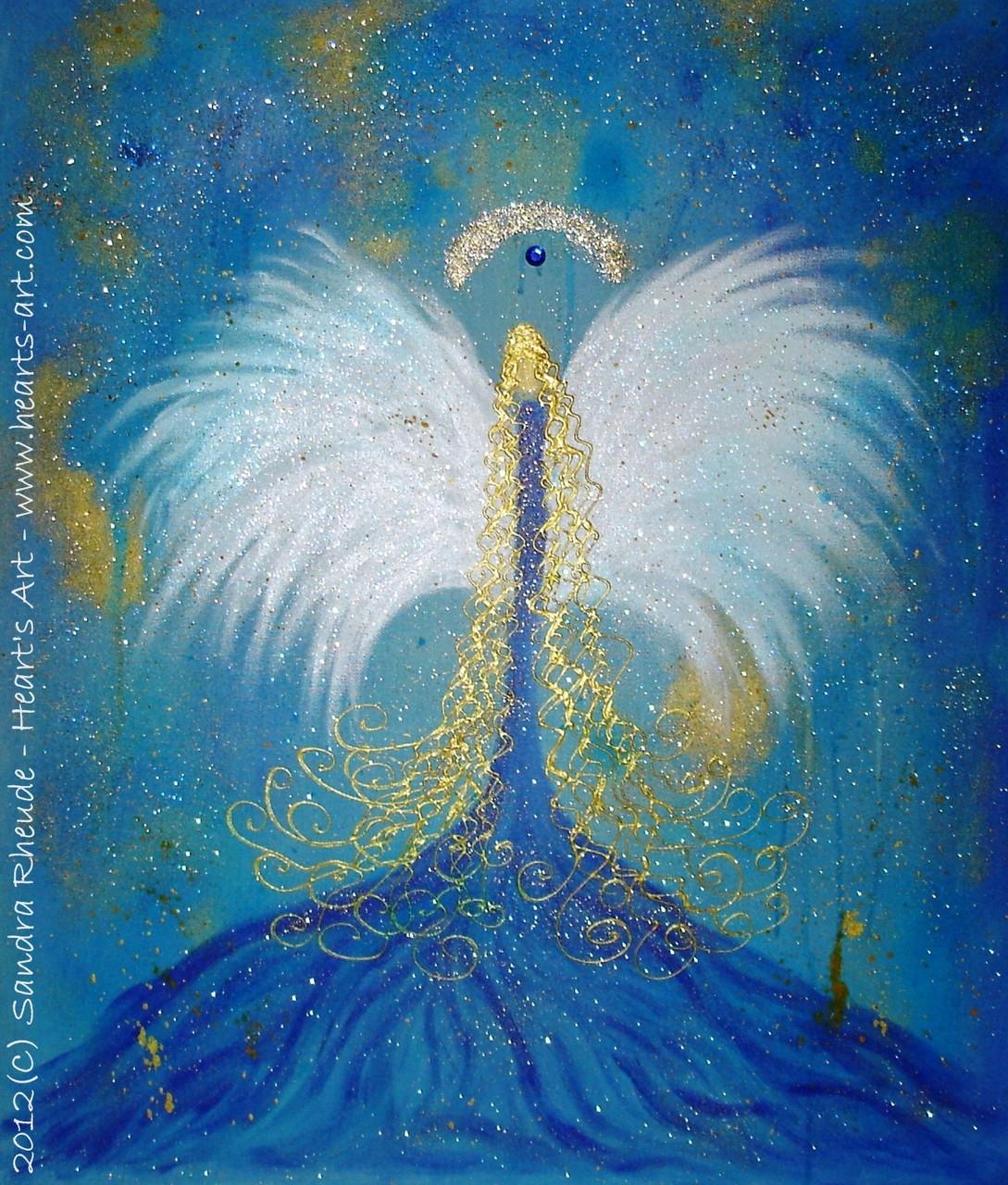 'Michael' - 2012/67 - Acryl auf Leinwand - 60 x 70 cm - verkauft