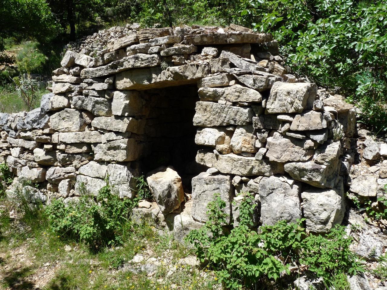 Cabane Vallée de l'Arre