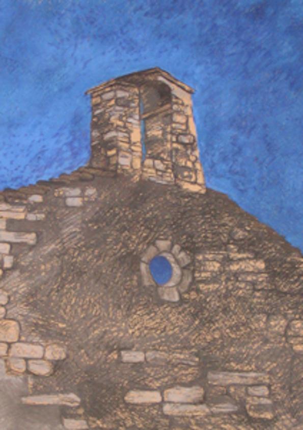 Chapelle pastel