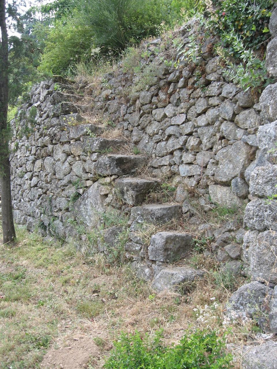 Escalier Mandagout
