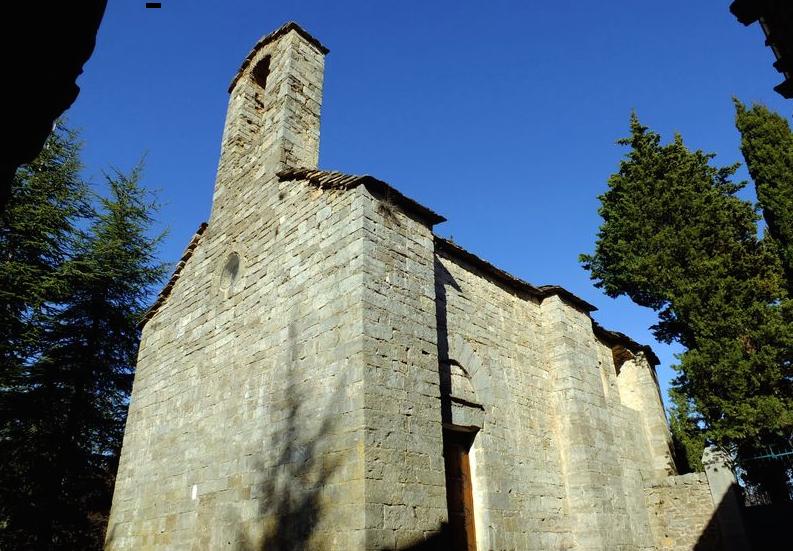 Vue chapelle
