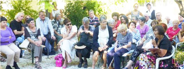 Jardin Castelnau Valence