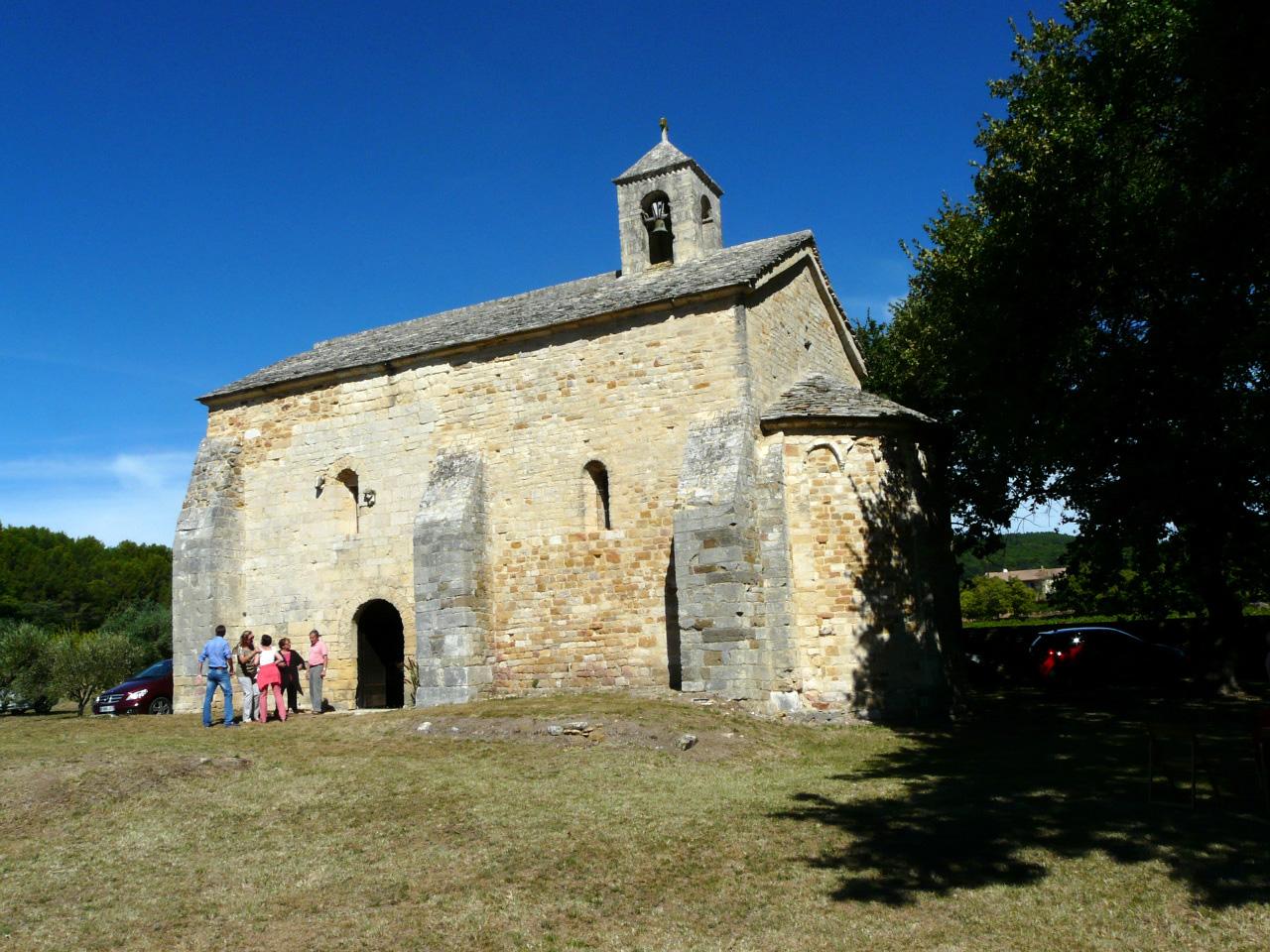 Journées Européennes du Patrimoine Exposition à la chapelle Saint Martin à Tresques