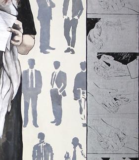 Detail von Madalena