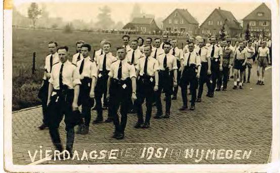 Vierdaagse 1951 Gestichtswacht