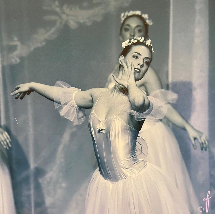 Die Ballerinarin