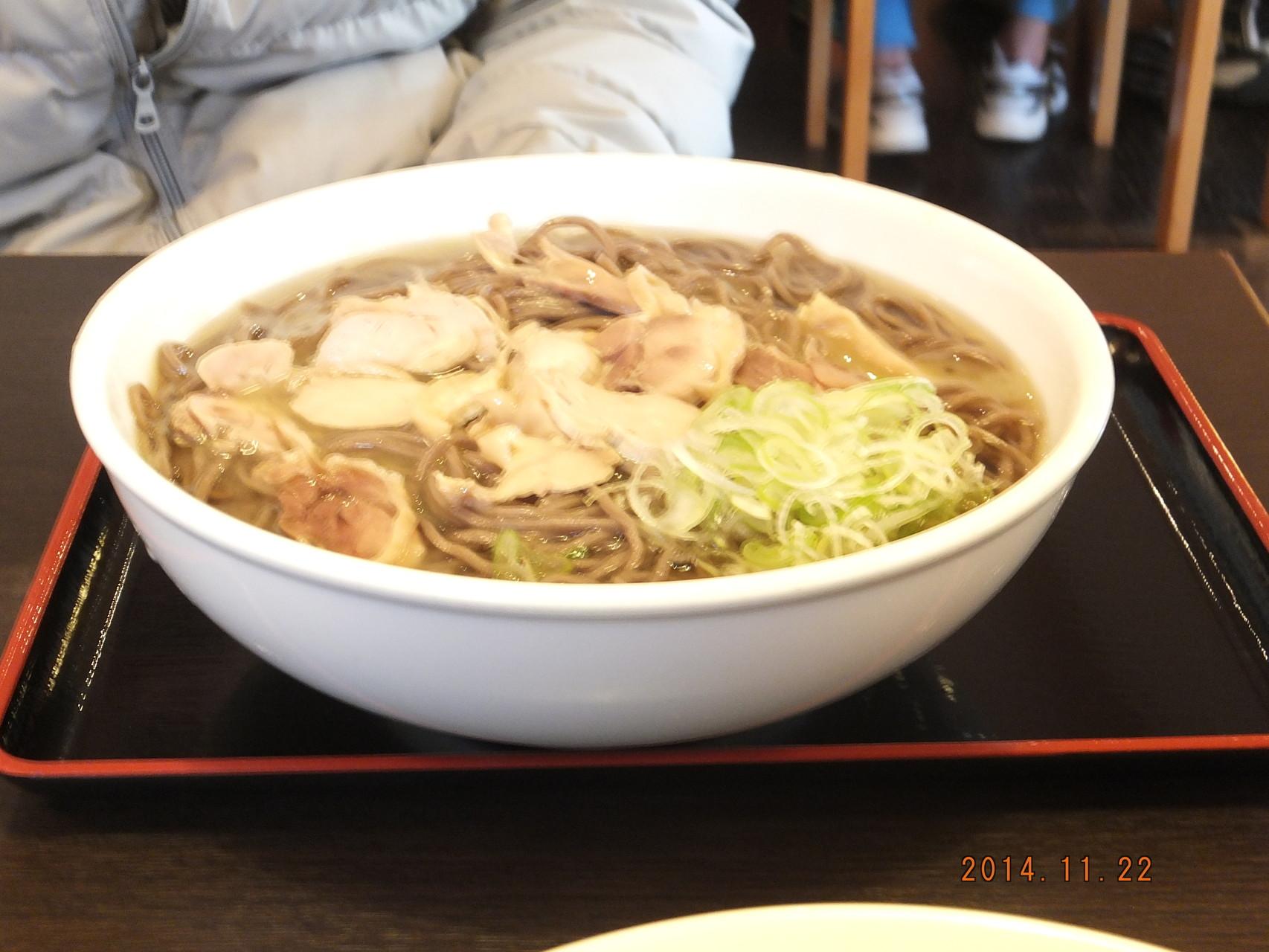 河北町『一寸(ちょっと)亭』の『特盛り』。中学生のチャレンジ麺です。