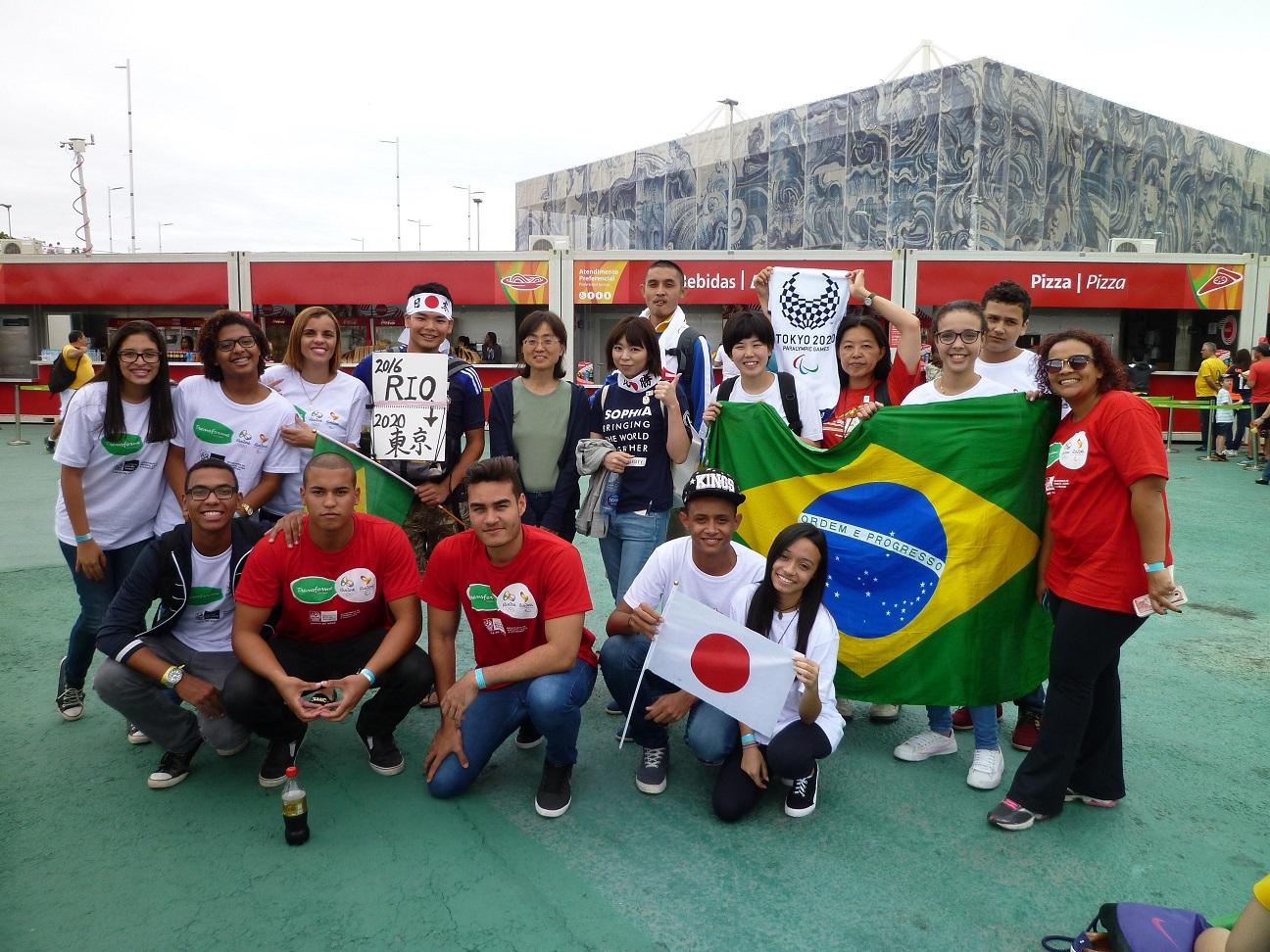 リオで学んだ事を活かして活動して行きます!