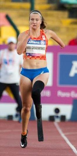 Marlène van Gansewinkel選手