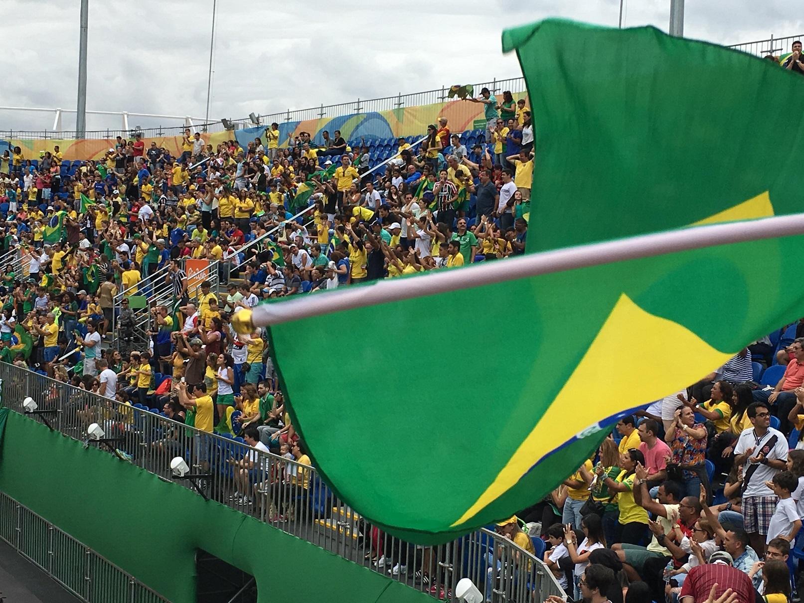 ブラインドサッカー 歓声が鳴りやまないブラジル戦