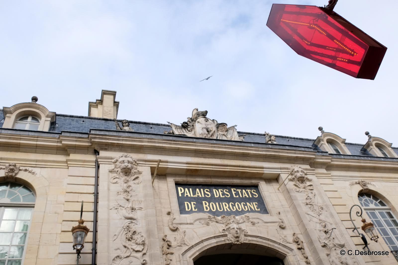 À Dijon, le palais des États de Bourgogne