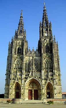 La basilique de L'Épine