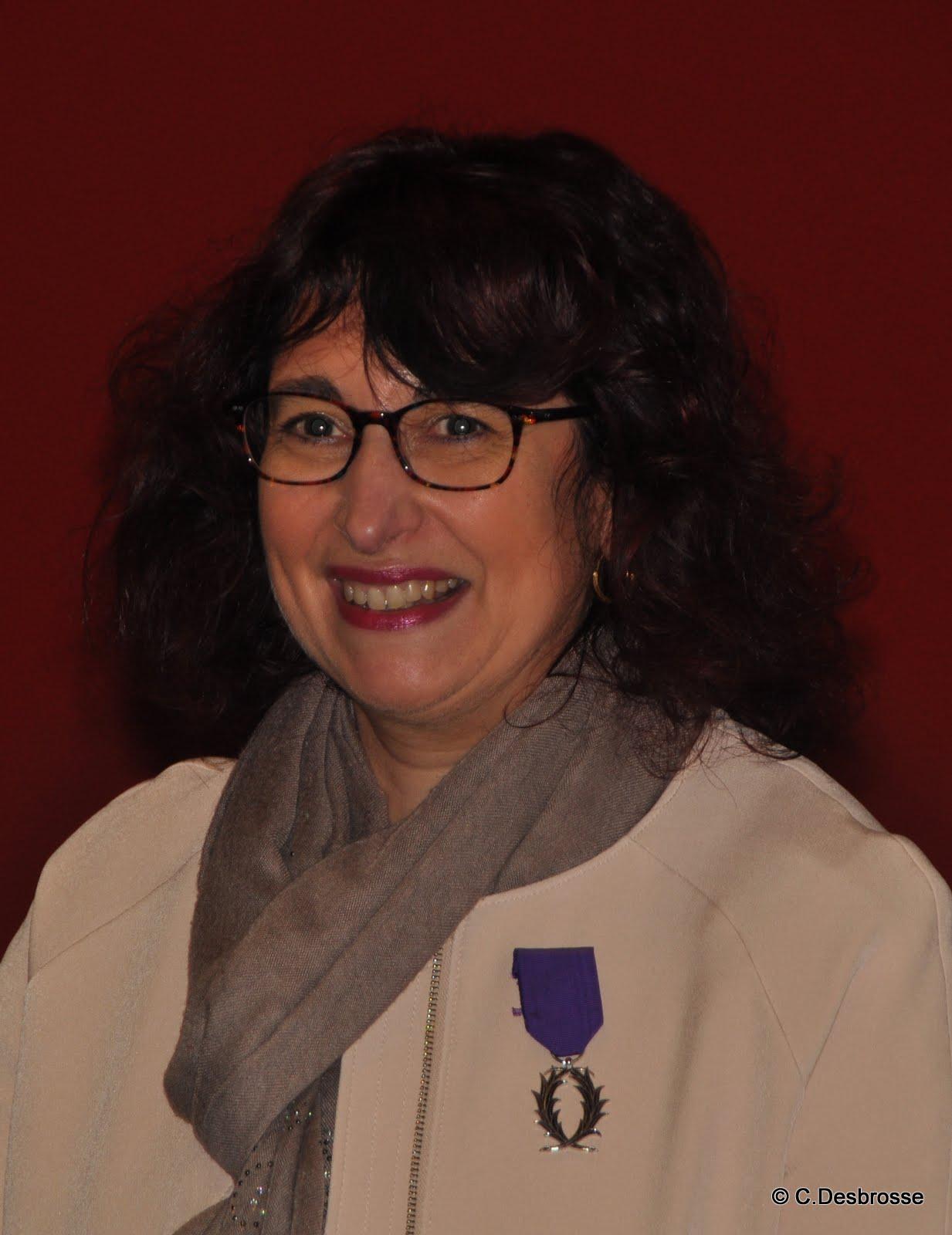 Mme PISANO-BOALERS