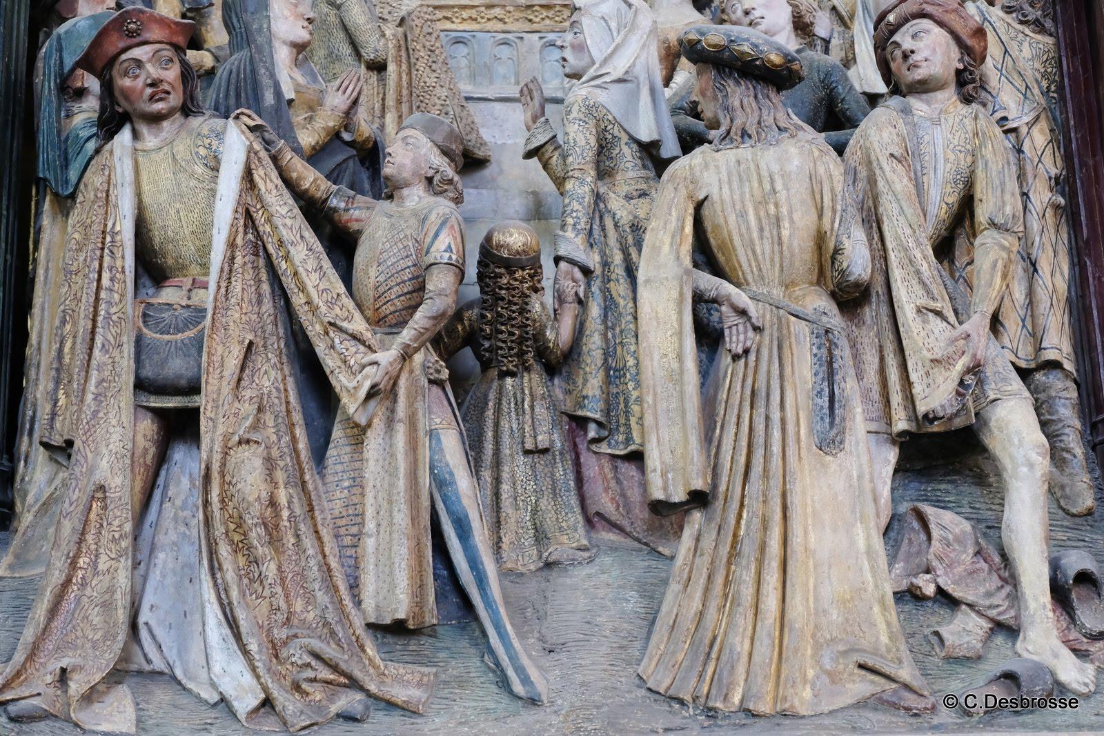 La cathédrale : vie de saint Firmin