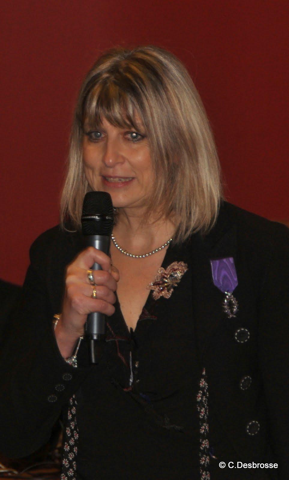 Mme Sonia PETIT-ROTONDARO