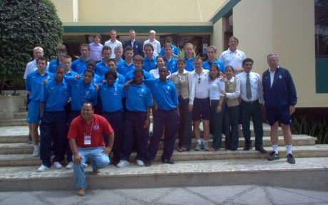WK onder 17 Peru 2005
