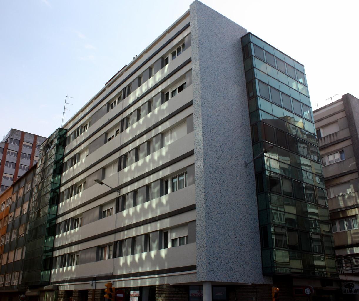 Rehabilitación de Fachadas en Manso 4, Gijón