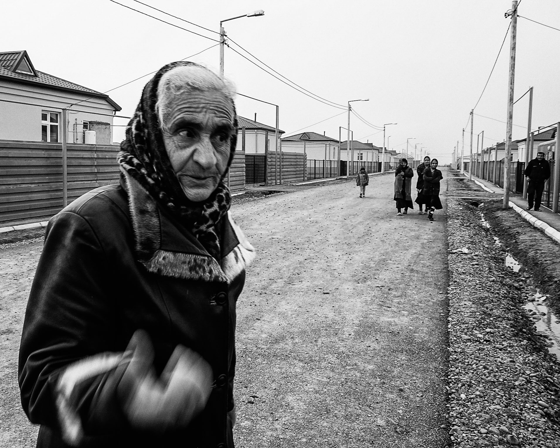 IDP Camp for IDPs from Nogorno Karabakh, AZ