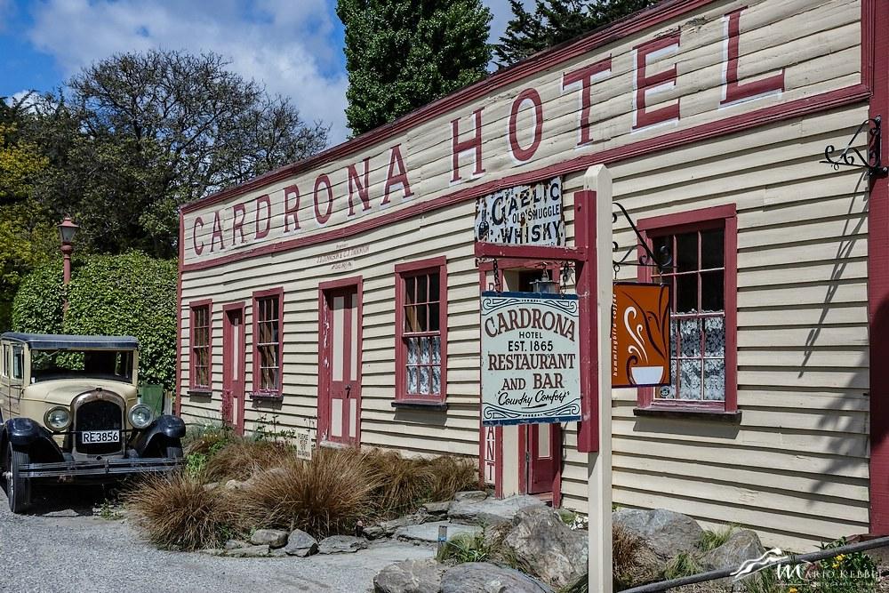 South Island: CARDRONA HOTEL