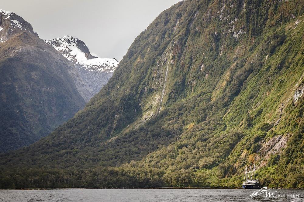 South Island: Milford Sound Impressionen