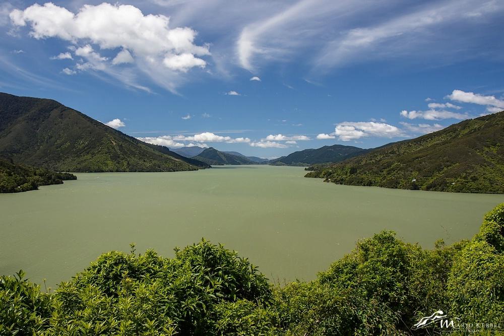 South Island: Entlang des Queen Charlotte Drive