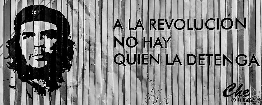 A LA REVOLUCION...