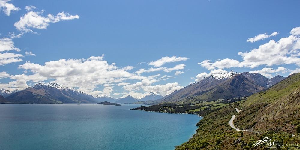 South Island: Entlang des Lake Wakatipu