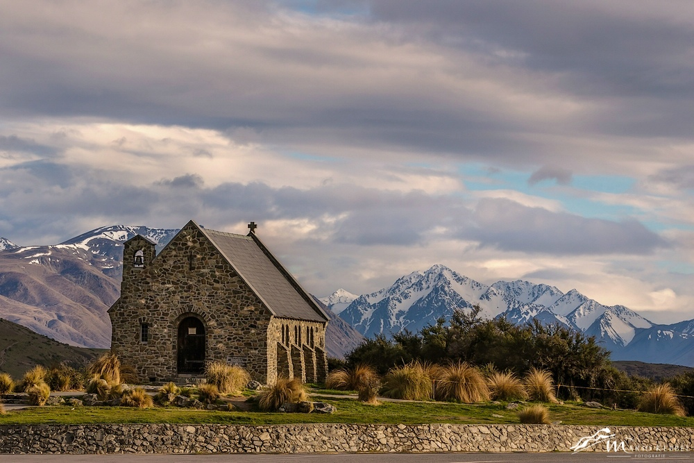 South Island: Church of the good Shepherd