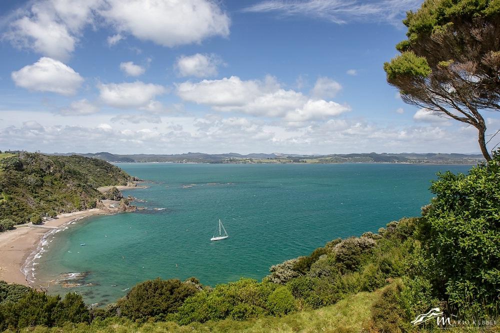North Island: Auf dem Weg zum Tapeka Point
