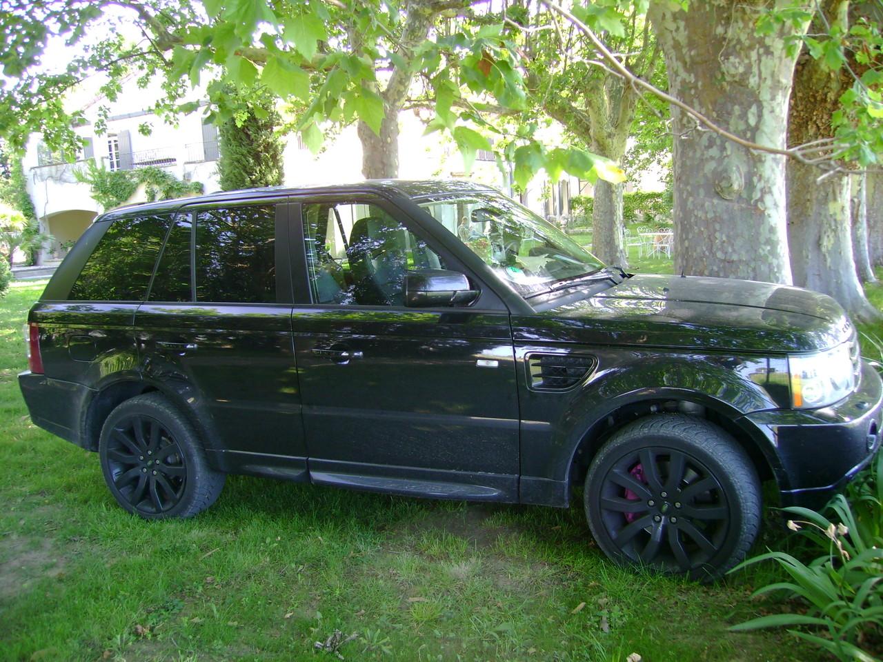 und Range Rover (wenn ich mal groß und reich bin)